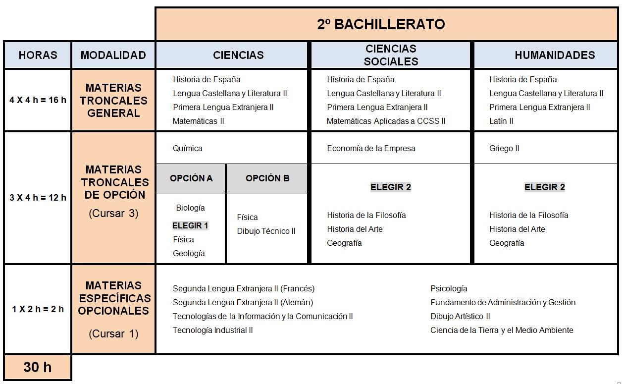 organizacion-2-bach